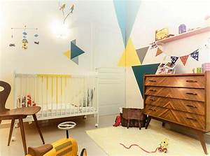 25 idees deco chambre bebe de style scandinave With deco chambre bebe design