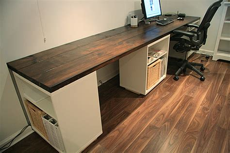 how to make your own desk 20 diy desks that really work for your home office