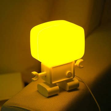 Robot Light by Intelligent Light Operated Robot Led Small Light