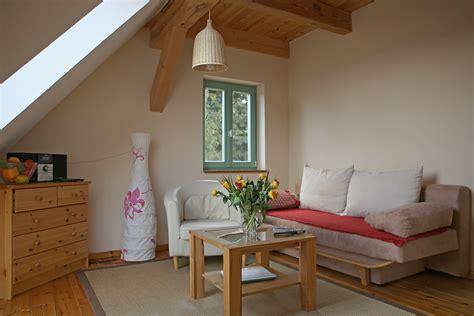 Die Kleine Wohnung  Ferienlandhaus Zempow
