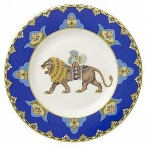 Bone China Villeroy Boch : villeroy boch samarkand cobalt blue salad plate lion by villeroy boch bone china ~ Whattoseeinmadrid.com Haus und Dekorationen