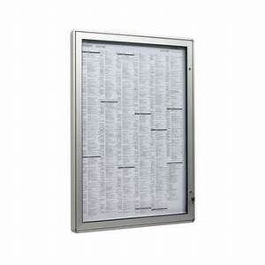 Din A0 Rahmen : plakatschaukasten au en hxbxt 1268x920x30 mm f format din a0 rahmen rund edelstahloptik ~ Eleganceandgraceweddings.com Haus und Dekorationen