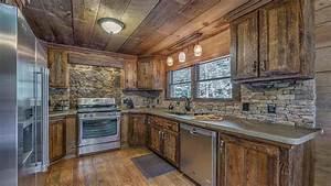 Refined, Rustic, Rental, Cabin