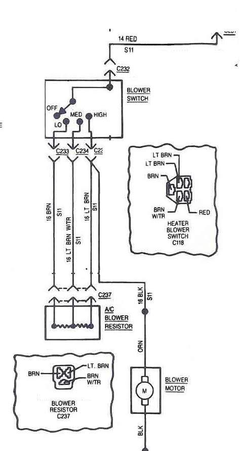 Heater Blower Motor Wiring Jeep Forums