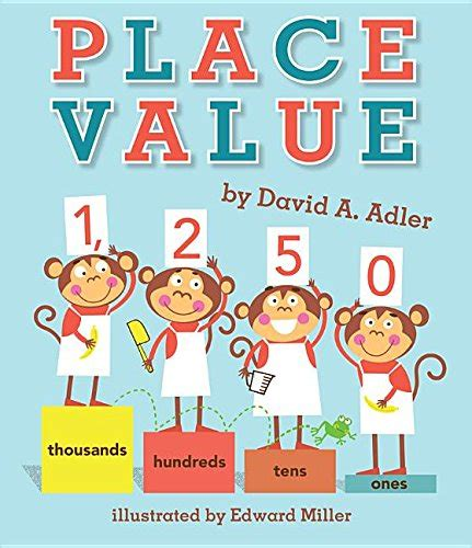 8 Values Pack of 200 - ETA hand2mind Foam Place Value ...