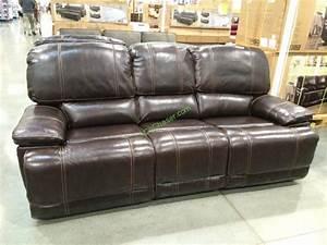 costco recliner sofa ski furniture leather reclining sofa With costco sectional sofa with recliner