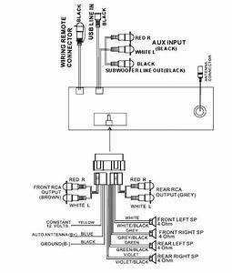 Car Audio Wiring Diagrams Boss