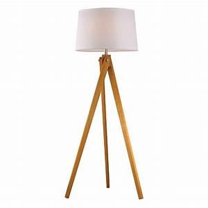 Wooden tripod floor lamp rosenberryroomscom for Wooden tripod floor lamp ireland