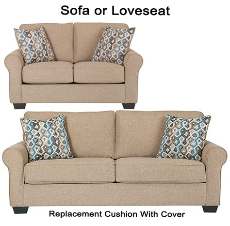 Repair Sofa Cushion Cover by Furniture Replacement Cushion Covers Adinaporter