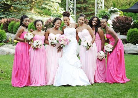 Vestido De Madrinha Rosa Para Casamentos
