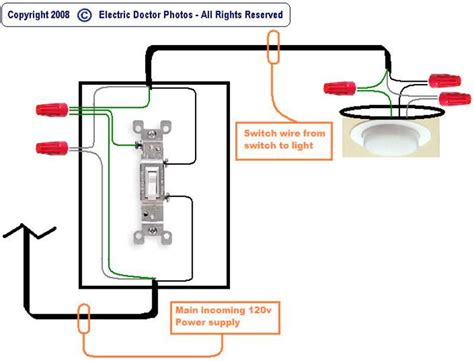 120v Electrical Light Wiring Diagram by Wiring Diagrams