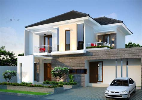 model rumah mewah minimalis indah rumah impian