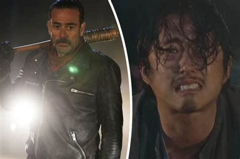 There are several versions of glenn available in the game. The Walking Dead boss has revealed why Glenn died in gory ...
