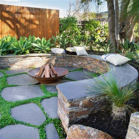 Backyard Pit Images by Top 50 Best Pit Landscaping Ideas Backyard Designs