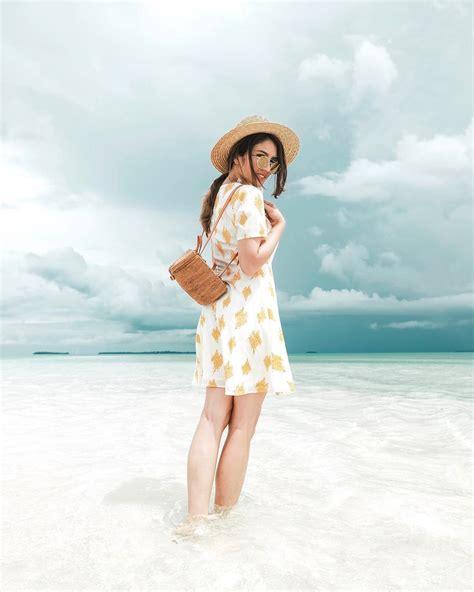 Punya Rencana Besok Weekend Pergi ke Pantai? Ini Nih 5 Tips Baju Untuk ke Pantai Tanpa Harus ...