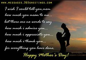 Mothers Day Messages - 365greetings.com