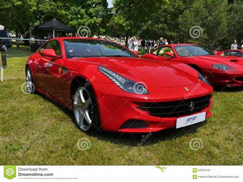 Ferrari, Sports Cars Editorial Image. Image Of Scuderia