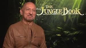 Exclusive Interview: Sir Ben Kingsley on voicing Bagheera ...