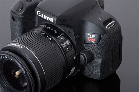 Canon Eos Rebel T7i  800d Review Digital Photography Review