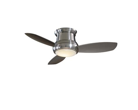 amazon com ceiling fans flush mount ceiling fans with light and remote control