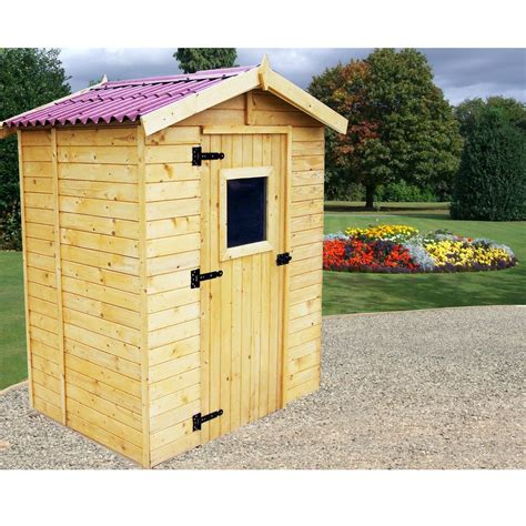petit abri de jardin bois petit abri de jardin bois 2 61 m 178 ep 16 mm habrita 177x80x45 cm gamm vert