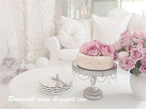 My Shabby Chic Home Romantik Evim Romantik Ev Romantic