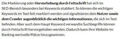 Seo Hervorhebungen » Agentur Wiki Löwenstark