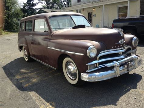 Plymouth Other Station Wagon Brown For Sale