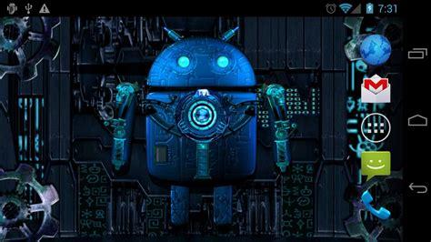 steampunk droid  wallpaper
