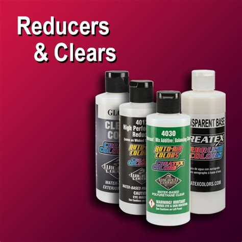 color reducer createx airbrush colors