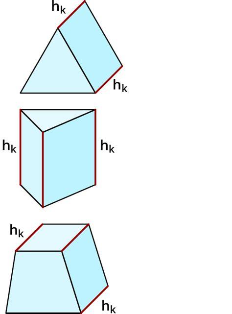 berechnen des volumens eines prismas kapiertde