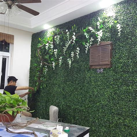 Online Buy Wholesale Artificial Grass Fence From China