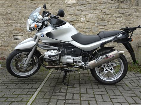 Our properly shaped windshields reduce turbulence, buffeting and noise while riding. 2003 BMW R1150R For Sale | Car And Classic