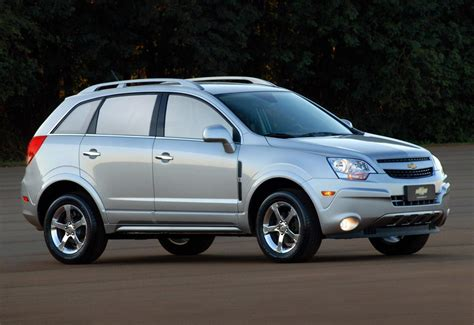 2012 Chevrolet Captiva Sport Release Date Price  Autos Post