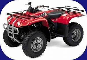 Yamaha Big Bear 400 2wd 4wd Repair Service Manual Download