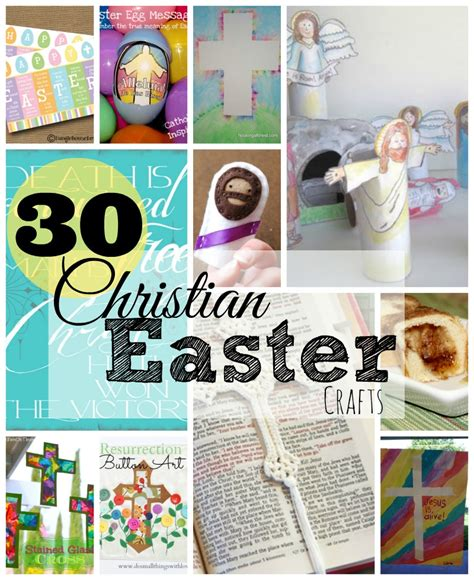 religious preschool 30 christian easter crafts do small things with great 631
