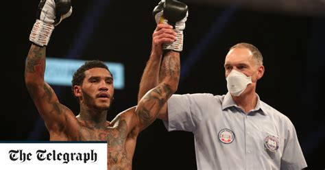 Victorious Conor Benn pledges to be a 'completely ...
