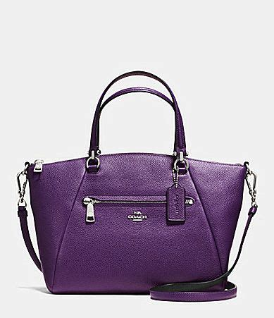 purple handbags ideas  pinterest coach purses