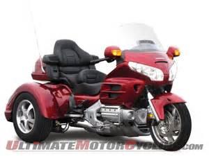 Honda Three 3 Wheel Motorcycle