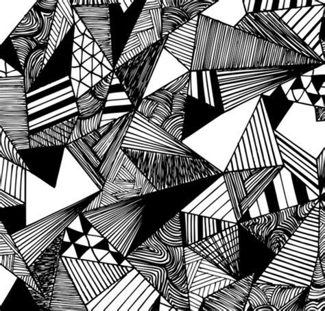 monochrome pattern cards  rachel brooks  behance