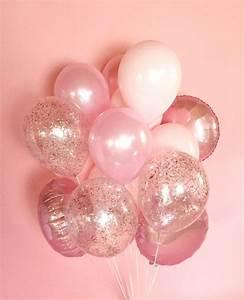 Ballon Mit Mehl Füllen : die besten 25 luftballons ideen auf pinterest konfetti ballons glitter ballons und hochzeit ~ Markanthonyermac.com Haus und Dekorationen