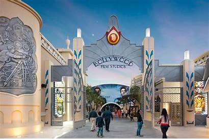 Bollywood Dubai Parks Theme Film Studios Park