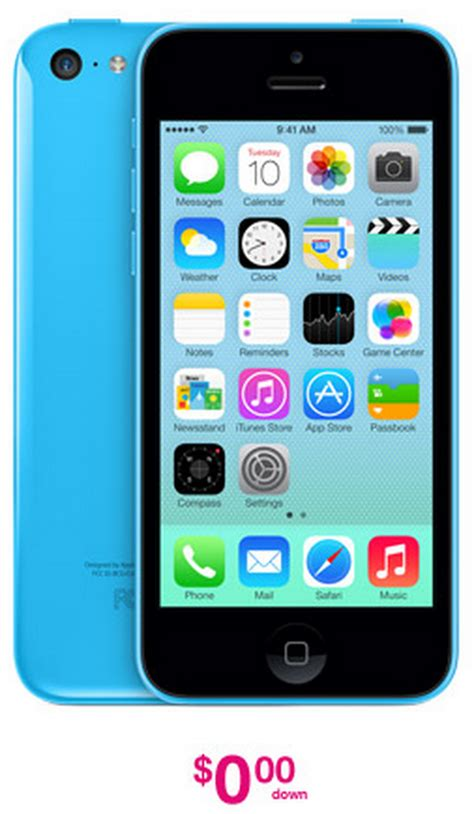 mobile iphone 5c t mobile offering 0 on iphone 5c 99 on iphone