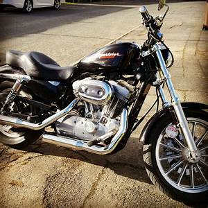 Harley Davidson Sportster 883 And Additional Parts