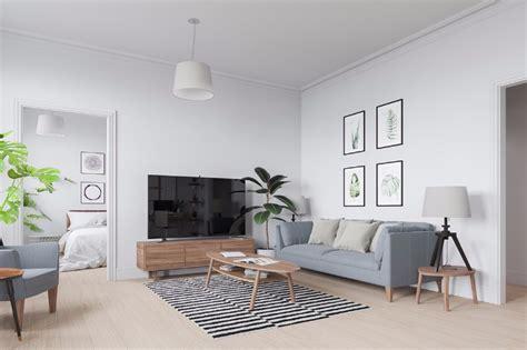 Scandinavian Interior Design In A Modern Apartment