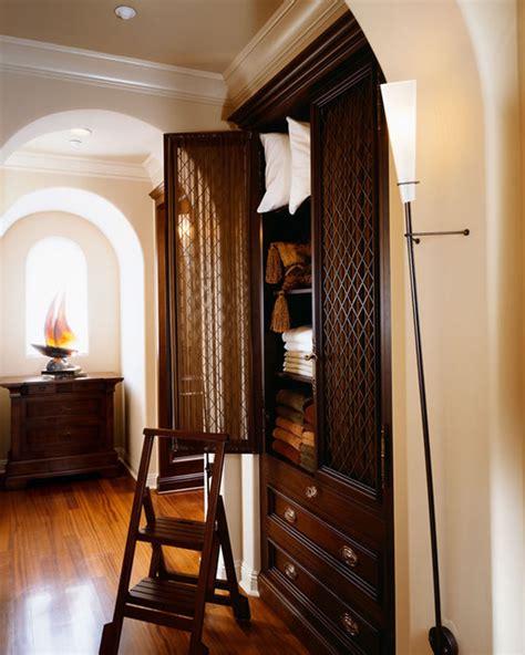 hallway closet linen closet storage closet san diego