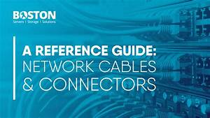 A Reference Guide To Network Cables