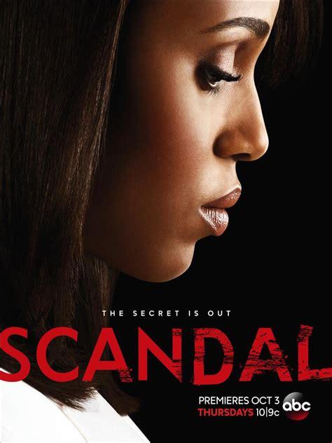 scandal season poster series posters tv pope olivia secret movie abc serie affair drama premiere newest entertainment power artwork come