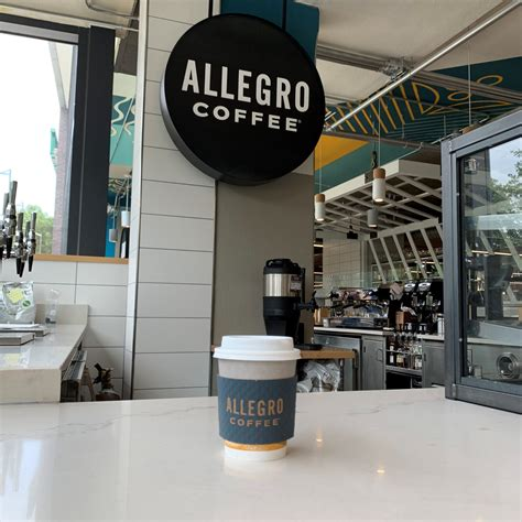 Community involvement community is everyone our company affects and depends on—from the faraway. Allegro Coffee - The Boro Tysons