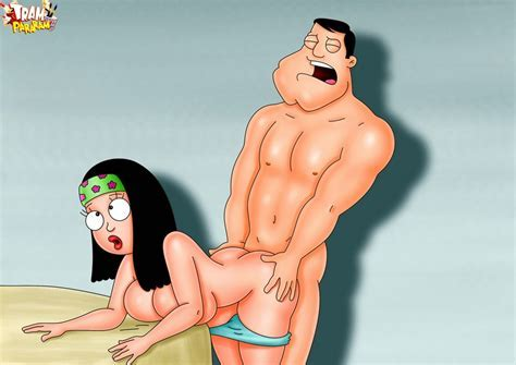 Family Guy Vs American Dad